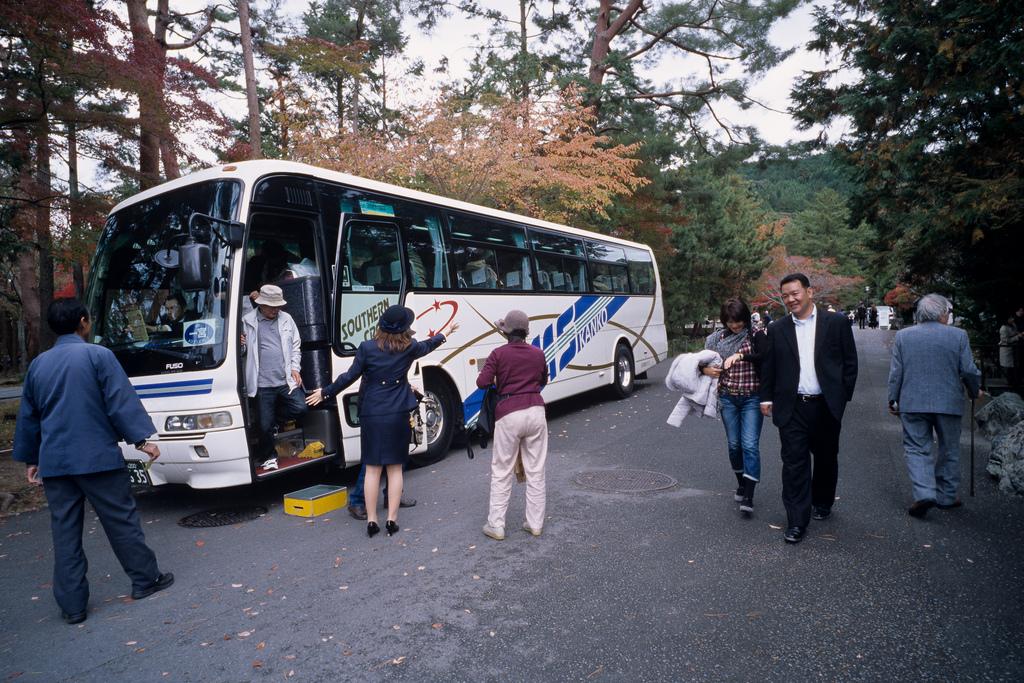 九州自由行巴士