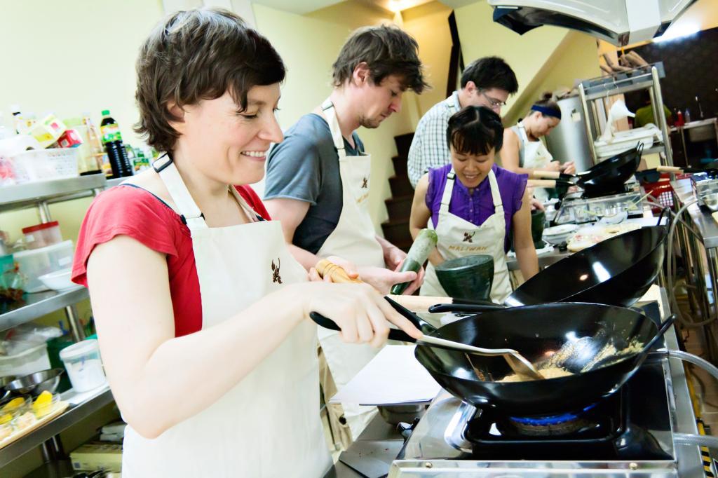 清邁泰式料理烹飪課程