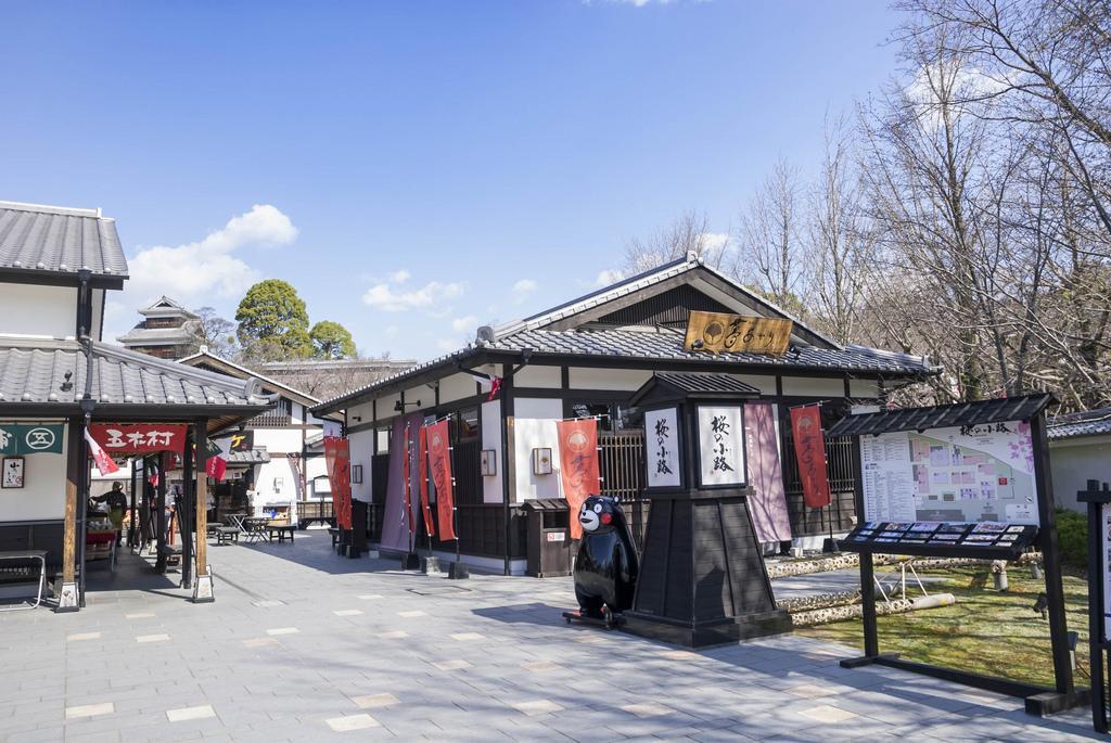 九州自由行熊本