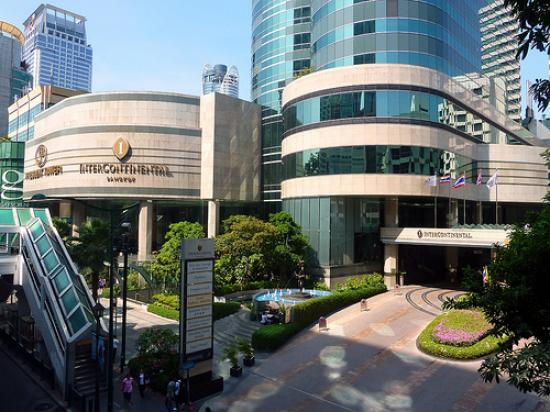 曼谷洲際飯店的圖片搜尋結果